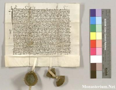 Urkunden 1421 II 22