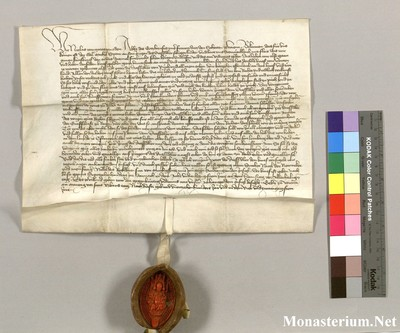 Urkunden 1424 V 22