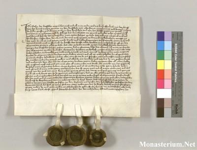 Urkunden 1428 III 14
