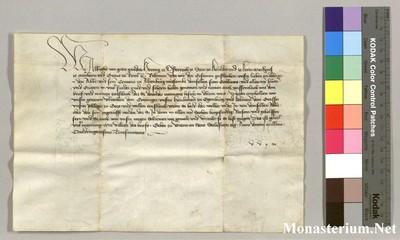 Urkunden 1433 II 10
