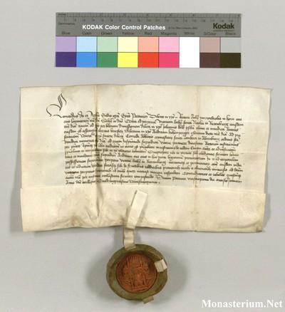 Urkunden 1435 I 21