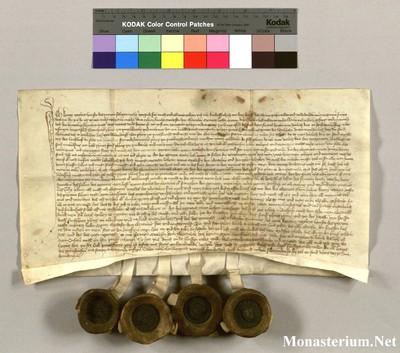 Urkunden 1437 VI 24