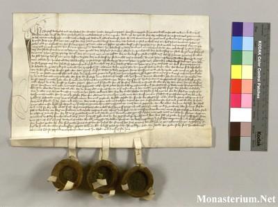 Urkunden 1437 VIII 23