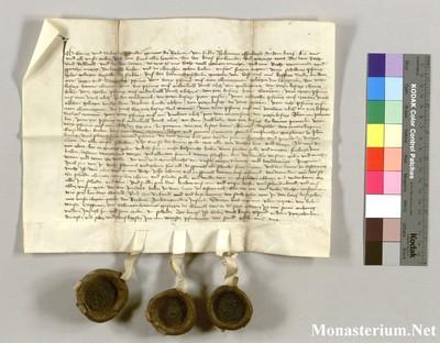 Urkunden 1437 X 10