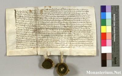 Urkunden 1438 III 30