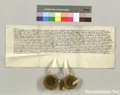 Urkunden 1443 III 24