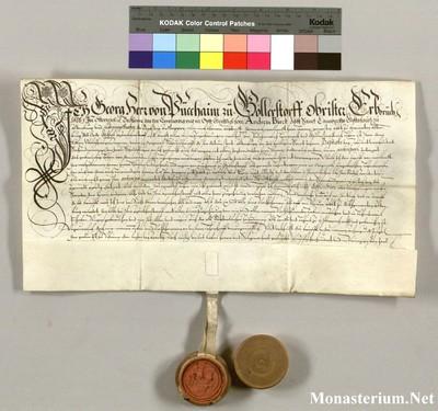 Urkunden 1590 III 31