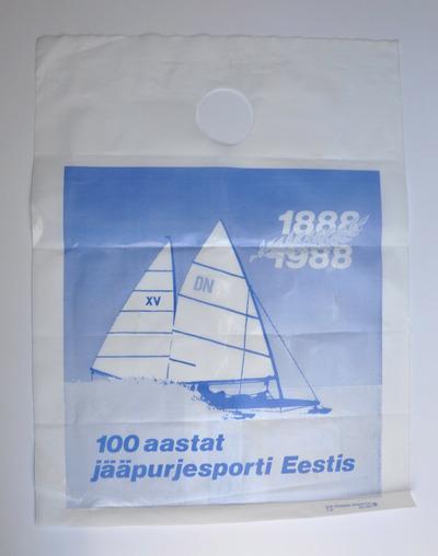 kilekott  100 aastat jääpurjesporti Eestis +1 dublett