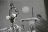 Foto (negatiivikogu). Epp Pillarpardi Punjaba potitehas. (Peet Vallak - Mati Unt). Vanemuine 1975. Autojuht - Villem Indrikson, Niilas - Aarne üksküla. Foto Gunnar Vaidla.