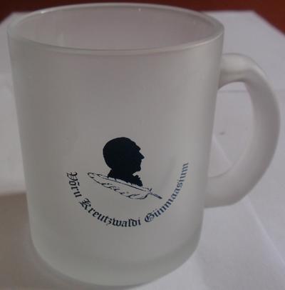 Kruus. VÕRU KREUTZWALDI GÜMNAASIUMI logoga. Võru. 2008.a.