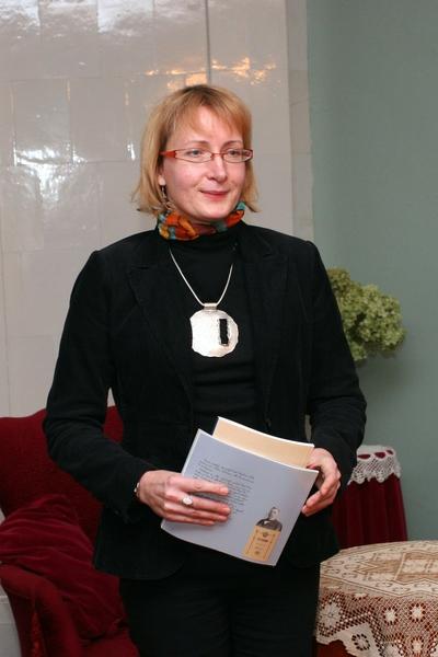 Foto. Kreutzwaldi mälestuspäev. Marin Laak. Võru, 14.12.2007.
