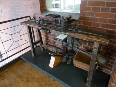Kartenschlagmaschine