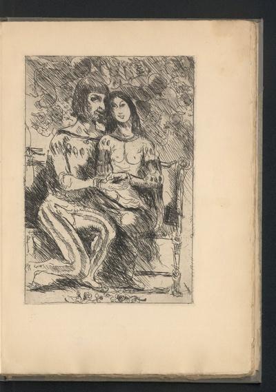 Adelbert von Weislingen und Marie