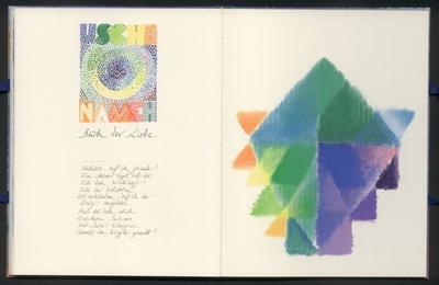 Illustration zum Buch der Liebe