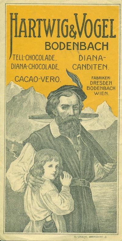 Diana Canditen, Tell Chocolade