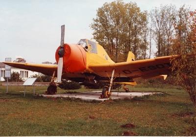 Agrarflugzeug Let Z-37