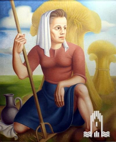 Bauersfrau
