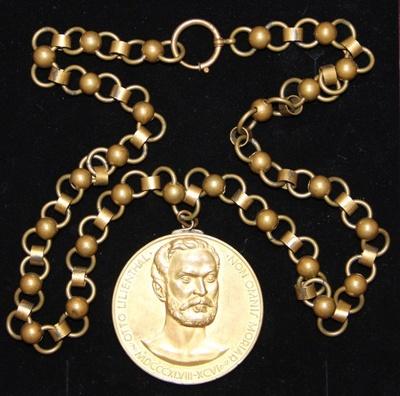 Lilienthal-Medaille der Wissenschaftlichen Gesellschaft für Luftfahrt