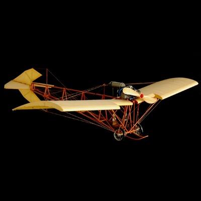 Modell Flugzeug Demoiselle
