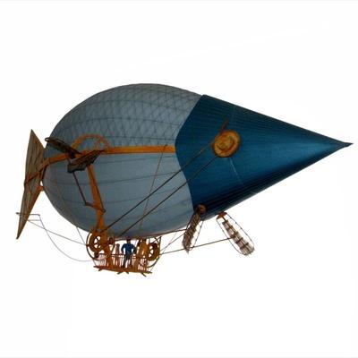 Modell Luftschiff Sanson