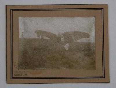 Fotografie Flugversuch Otto Lilienthals (f0803)