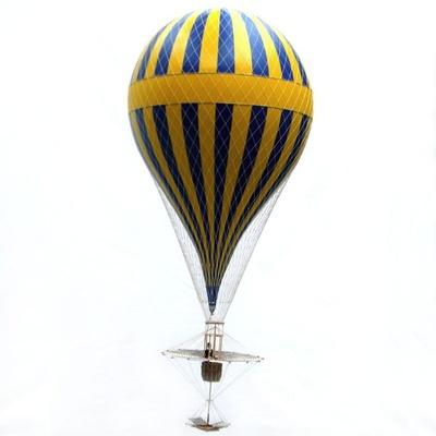 Ballonmodell Claudius, Maßstab 1 : 12,5