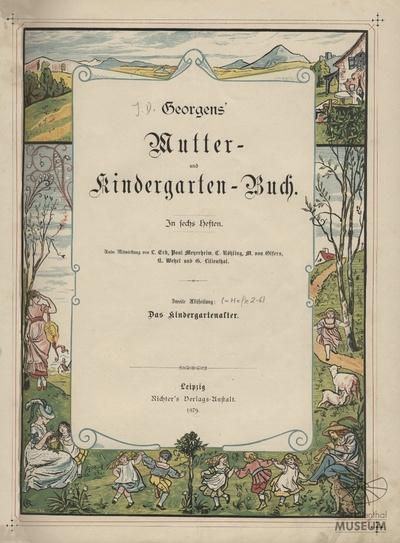 Georgens' Mutter- und Kindergarten-Buch