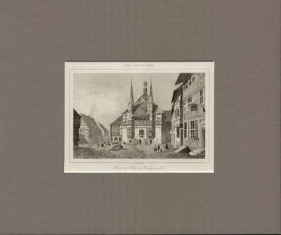 Hôtel de Ville de Wernigerode
