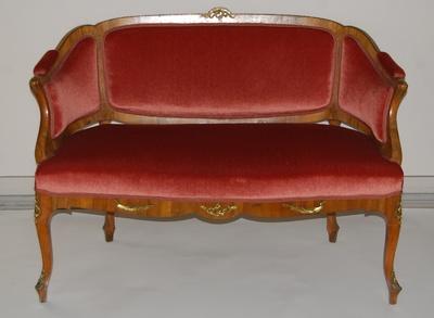 Neo-Rokoko-Sofa