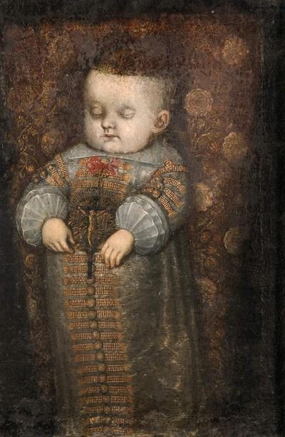 Totenbildnis des Prinzen Johann Philipp von Sachsen-Zeitz (1651-1652)