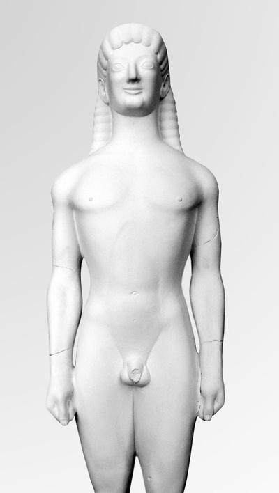 Kouros von Tenea