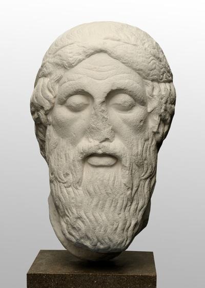 Bildnis des Homer