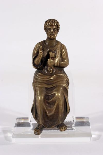 Statuette des Petrus