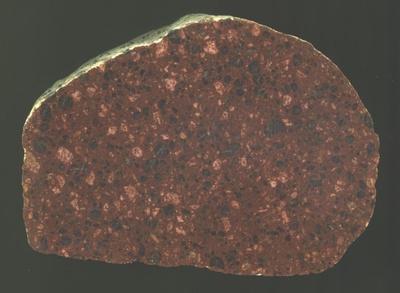 Geschiebe Aaland-Quarzporphyr