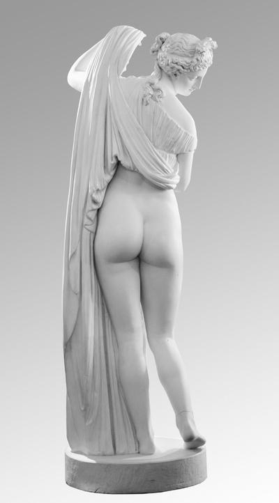 Aphrodite mit dem schönen Gesäß