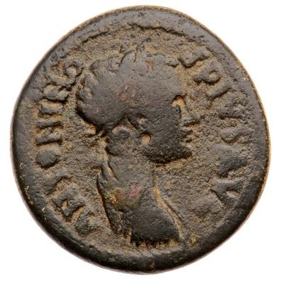Büste des Kaisers Caracalla / Alexander der Große Apollon