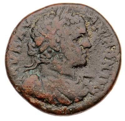 Büste des Kaisers Caracalla / der Gott Apollon Smintheus