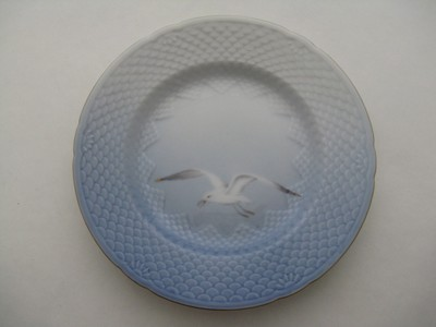 Broodbord 28 A Seagull