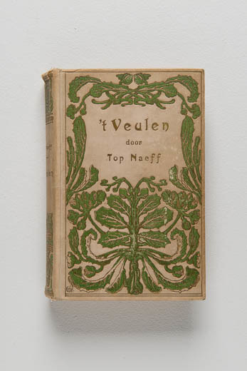''t Veulen' door Top Naeff