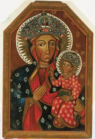 Čenstakavos Dievo Motina