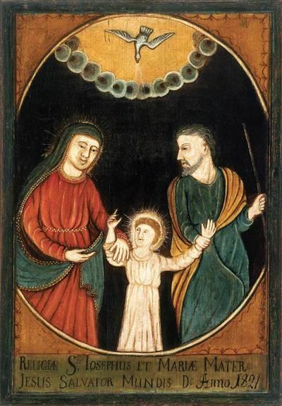 Šventoji Šeima