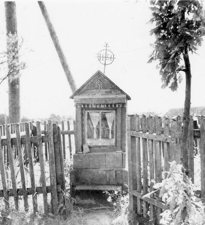 Žeimės kaimo (Plungės r.) koplytėlė