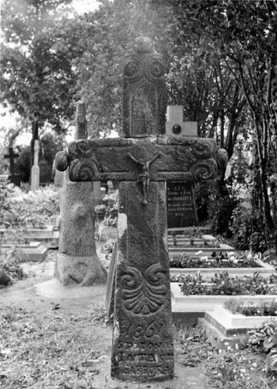 Židikų (Mažeikių r.) kaimo kryžius