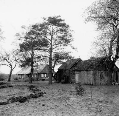 Žvirblių kaimo (Plungės r.) koplytstulpis