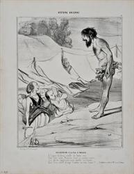 Παρουσίαση του Οδυσσέα στην Ναυσικά