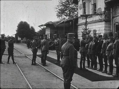 Verdens-krigsrevy nr. 28 1918