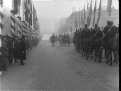 Kongemøte i Kristiania 1917