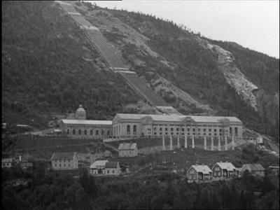 Billeder fra Rjukan