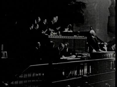 Fridtjof Nansen : Folkeforbundet