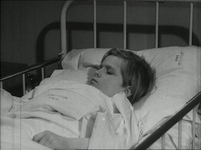 Marianne på sykehus